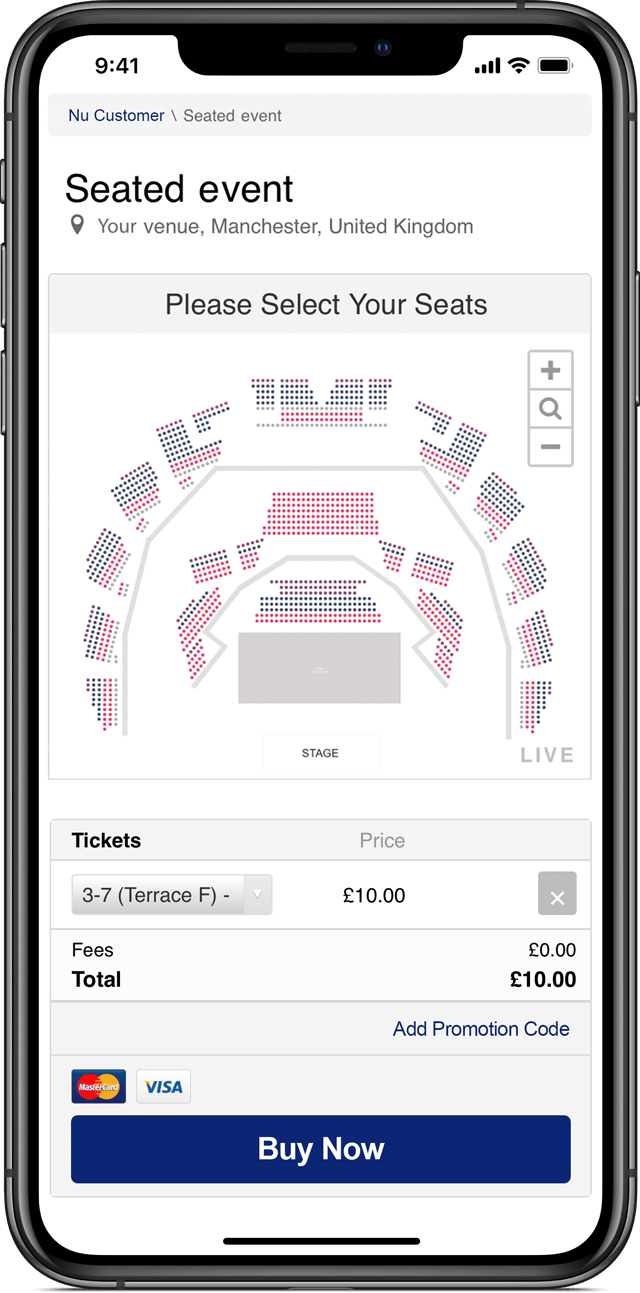 Streamline the booking experience with white label ticketing